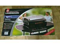 Landman Gas Grillchef BBQ 2 Burner