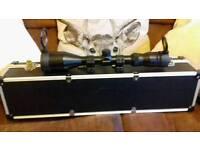 Simmons scopes 3.8x12x44