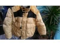 Child's down jacket