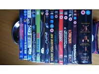 Brand New, Unopened DVD Collection See Photo for Titles