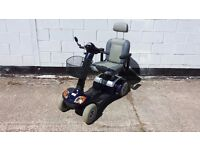 Mobility scooter large but portable, will go in a car boot was £475