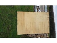 8 x Used Plywood Sheet Material (18mm x 1220mm x 2440mm) - FREE FOR COLLECTION