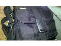 lowepro camera bag advencher serice 120 good as new exselant condition sell due to upgrad