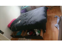 Memory Foam Pillow Top Mattress + divan bed (4 drawers) combo