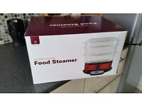 NEW Andrew James Food steamer