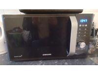 Black Samsung Microwave - £60 ONO
