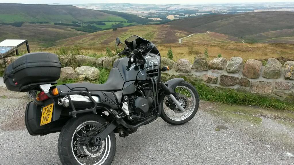 triumph tiger 900 steamer motorcycle ono in oldmeldrum. Black Bedroom Furniture Sets. Home Design Ideas