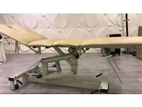 physio massage bed