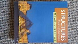Structures theory and analysis text book