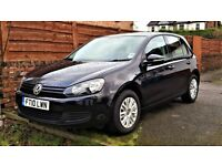 2010 VW GOLF 1.4S (NEW SHAPE) 5DR, 56000 MILES, 2 FORMER KEEPERS, MOT TILL JULY 2018, MINT CONDITION