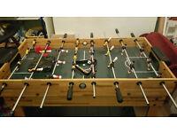 Football, pool, hockey, basketball standalone games table