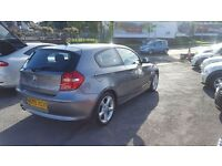 BMW 116I SPORT FULL SERVICE HISTORY ONLY 31K MILEAGE TOP CONDITION PERFECT CAR WARRANTY AVAILABLE