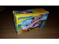 Playmobil 6773 1.2.3 Coach Playmobil *FREE UK POSTAGE*