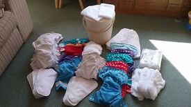 Complete Cloth Nappy starter pack