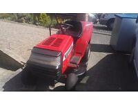 "Lawnflite 40"" ride on mower"