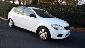 2011 Kia Ceed 1.6 CRDI – Full Service History and Full Year MOT, Excellent Condition