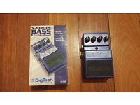 Digitech Bass Super Chorus