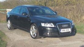Audi A6 S-Line (170bhp) 2011 (11reg) 2.0 TDI - ***Stunning example - MUST BE SEEN***