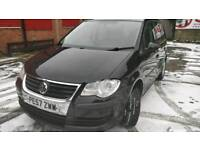 VW Touran 1.6 Petrol New Clutch, Cambelt Changed Good condition, Cheap to Run