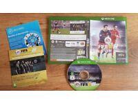 Xbox one games EA Sports FIFA 16