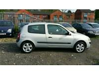 RENAULT CLIO 1.1 PETROL , , 1 YEAR MOT , , LOW MILEAGE , , GOOD RUNNER , , CHEAP CAR
