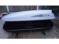 CAR ROOF BOX Karrite Odyssey 580L+ ROOF BARS