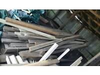 Quantity 4x2 wood