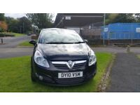 Vauxhall CORSA full service history, no dent, good as new