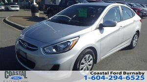 2016 Hyundai Accent GL with Power Steering