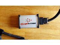 Chip Express Tuning Box for VW Audi Seat Skoda TDi