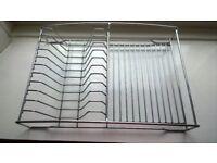 Dish rack an cutlery holder