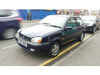 FORD FIESTA 1.2 PETROL 3-DOOR NAVY-BLUE