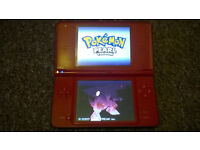 Limited Edition 25th Anniversary DSi XL Console with 15 Games Including Pokemon