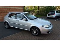 2009 CHEVROLET LACETTI 1.4 48000MILES ONLY 11MONTH MOT INCLUDED NO ADVISORIES IN PAST