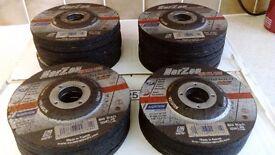GRINDING DISCS 115mm