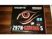 Gigabyte Z97N Gaming 5 Motherboard