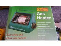 Mini gas heater