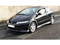 09 HONDA CIVIC TYPE S AUTOMATIC /AUTO 14000 MLS ONLY
