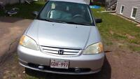 2001 civic $400.00 as is where is
