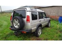 Landrover Discovery TD5 2001 140k