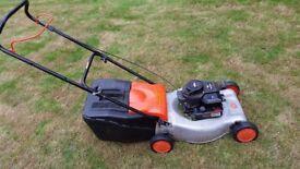 Lawn Mover Flymo Husqvarna Quicksilver 18 inch