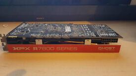 XFX R7800 (7870) 2GB GDDR5