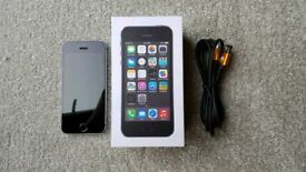 iPhone 5S 5 S 16GB Space Grey Great Condition Locked to O2