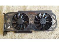Evga Geforce GTX1080Ti Super Clocked Black Edition