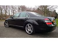 09/59 MERCEDES BENZ S CLASS VERY LOW MILES WITH FULL SERVICE HISTORY