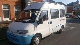 Cheap Fiat camper for sale