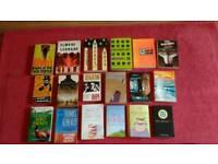 Random assortment of novels