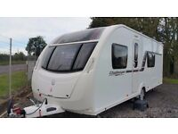 Swift Challenger Sport 554 - 4 Berth Touring Caravan