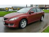 2008 Mazda 6 5dr.(New Model) .12 Month MOT. mondeo accord Primera vectra passat