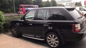 2007 Stunning Range Rover Sport HSE TDV8 3.6 (NOT BMW AUDI X5 X6 Q7) PRETTY JEEP DIESEL SEMI AUTO